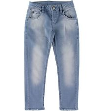 Hound Jeans - Straight - Ankle Fit - Light Used Denim