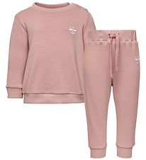 Hummel Sweatset - 2 Part - hmlSanto - Old Rose