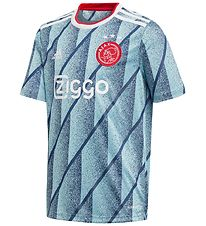 adidas Performance Football Jersey - Ajax - Ice Blue