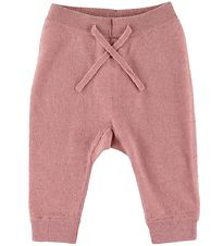 Hust and Claire Trousers - Wool - Rose