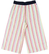 Tommy Hilfiger Trousers - Seersucker - Multicoloured