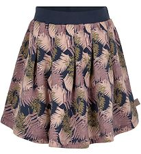 Creamie Skirt - Leaf - Twilight Mauve