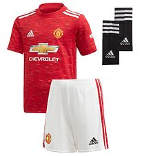 adidas Performance Home Set - Manchester - Red/White