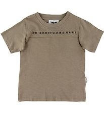 Sometime Soon T-shirt - Fantastic - Olive Grey