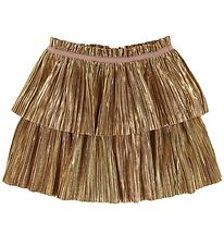 A Fant Skirt - Champagne Beige/Gold