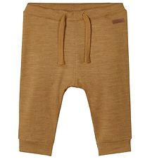 Name It Trousers - Wool - Noos - NbfWesso - Medal Bronze