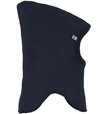 Smallstuff Balaclava - Wool - Double layer - Navy