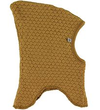 Smallstuff Balaclava - Wool - Double layers - Hazel