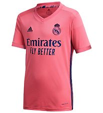 adidas Performance Away Jersey - Real Madrid - Pink