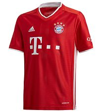 adidas Performance Home Jersey - FC Bayern Munich - Red