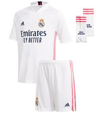 adidas Performance Home Set - Real Madrid - White