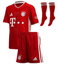 adidas Performance Home Set - FC Bayern München - Red