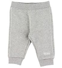 BOSS Sweatpants - Grey Melange