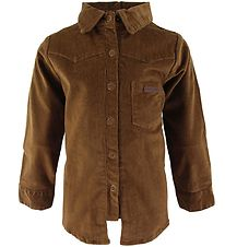 MarMar Shirt - Corduroy - Theo - Brown