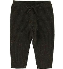 MarMar Trousers - Wool - Pow - Dark Ivy Nebs