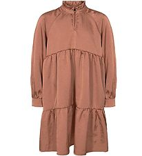 Petit by Sofie Schnoor Dress - Lizzy - Rosy Brown