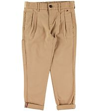 Tommy Hilfiger Trousers - Authentic - Classic Khaki