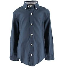 Tommy Hilfiger Shirt - Flagblock - Navy