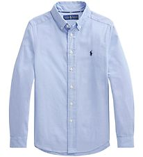 Polo Ralph Lauren Shirt - Performance - Light Blue