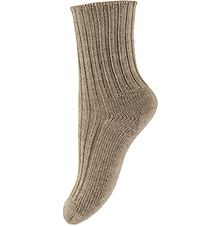 Joha Socks - Wool - Beige
