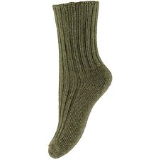 Joha Socks - Wool - Green