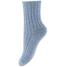 Joha Socks - Wool - Light Blue
