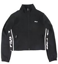 Fila Cardigan - Cropped - Taini - Black
