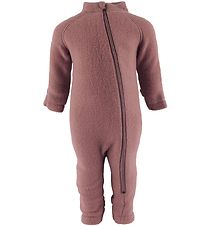 Mikk-Line Pramsuit - Wool - Marron
