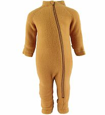 Mikk-Line Pramsuit - Wool - Golden Brown