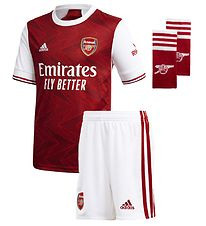 adidas Performance  Home Set - Arsenal - Red/White