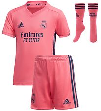 adidas Performance Away Set - Real Madrid - Pink