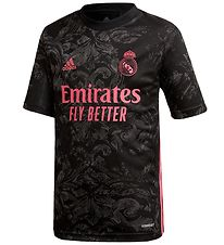 adidas Performance Football Shirt - Real Madrid - Black
