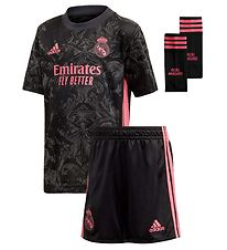adidas Performance Football Clothing - Real Madrid - Black