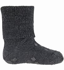 MP Socks - Anti-slip - Dark grey