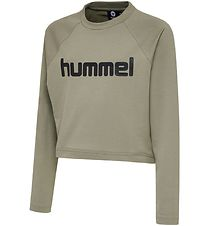 Hummel Sweatshirt - hmlGrace - Dusty Green