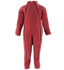 Joha Pramsuit - Wool - Red