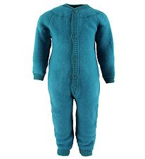 Joha Pramsuit - Wool - Blue