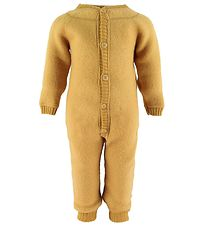 Joha Pramsuit - Wool - Yellow