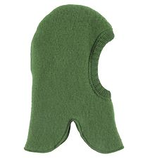 Joha Balaclava - Wool - Double Layer - Green