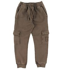 Dolce & Gabbana Sweatpants - Country Maschio - Brown