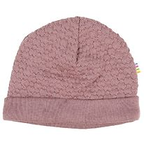 Joha Hat - Wool - Dusty Rose