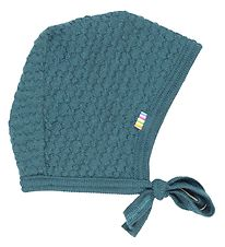 Joha Baby Hat - Wool - Petroleum