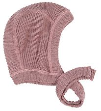Joha Baby Hat - Wool - Dusty Rose