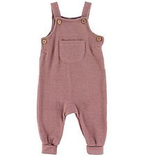 Joha Overalls - Wool - Dusty Purple