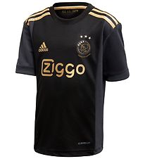 adidas Performance Football Shirt - Ajax FC - Black