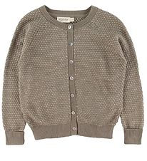 MarMar X-Mas Cardigan - Knitted - Tillie - Mouse Shimmer
