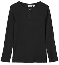 Name It Long Sleeve Top - Noos - NmmKabille - Black