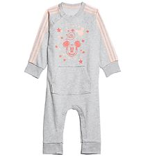 adidas Performance Jumpsuit - Grey w. Mickey Mouse