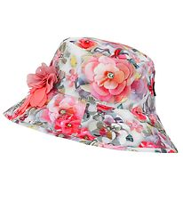 Molo Bucket Hat - Nadia - UV50+ -  Sequins Flowers