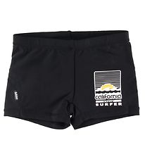 Molo Swim Pants - Norton Solid - Black